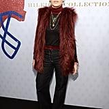 Rita Ora at NYFW