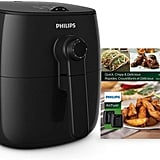 Philips Kitchen Appliances Viva Philips TurboStar Airfryer