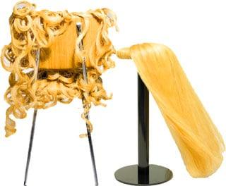 Wig Chairs by Dejana Kabiljo