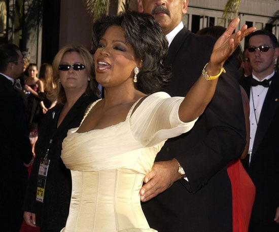 Oprah Winfrey Stole The Show At The 2002 Emmys