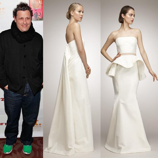Isaac Mizrahi Designs Six Wedding Gowns Exclusive To The
