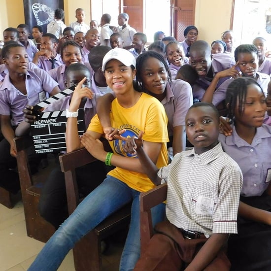 Zuriel Oduwole Is the World's Youngest Filmmaker
