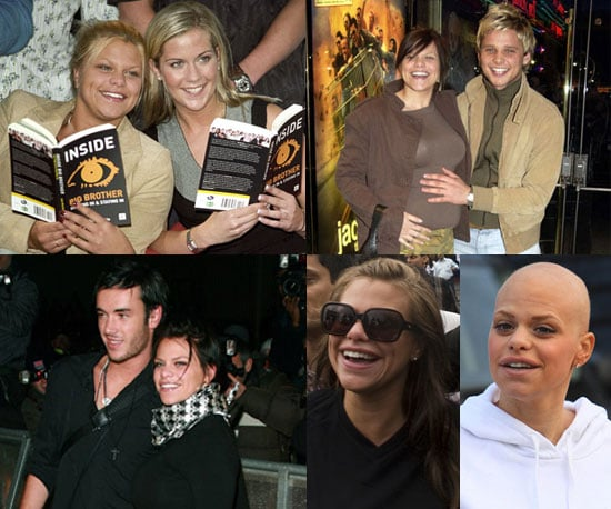 Photos of Jade Goody's Life in the Public Eye on the First Anniversary of Her Death One Year After She Died on Mother's Day 2009