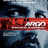 Best Adapted Screenplay: Argo