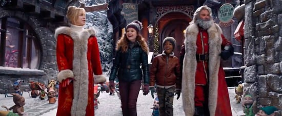 Watch Netflix's The Christmas Chronicles 2 Trailer