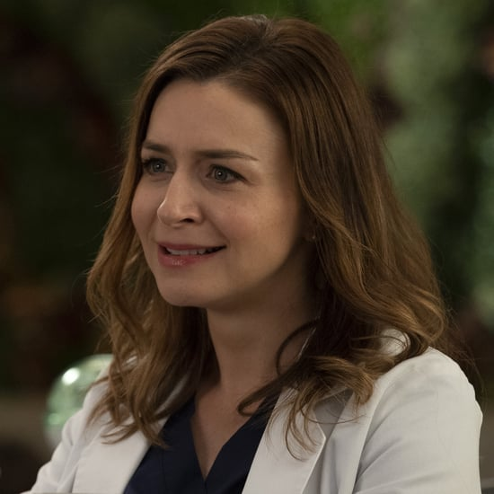 Is Amelia Shepherd Pregnant on Grey's Anatomy?