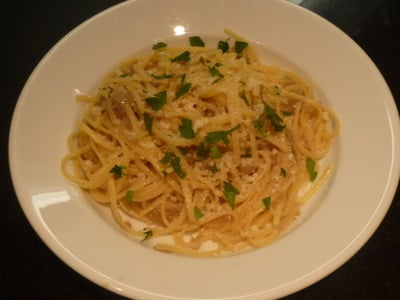 Pasta with Caramelized Onion Sauce