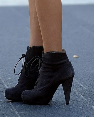 Olivia Palermo's Proenza Schouler Boots