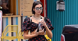 Red-Hot Dots! Dua Lipa's Polka-Dot Two-Piece Is as Sexy as It's Sweet