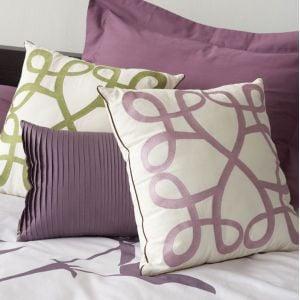Green Morocco Pillow ($65)