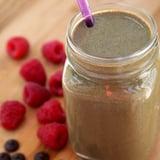 High Protein Vegan Chocolate Smoothie