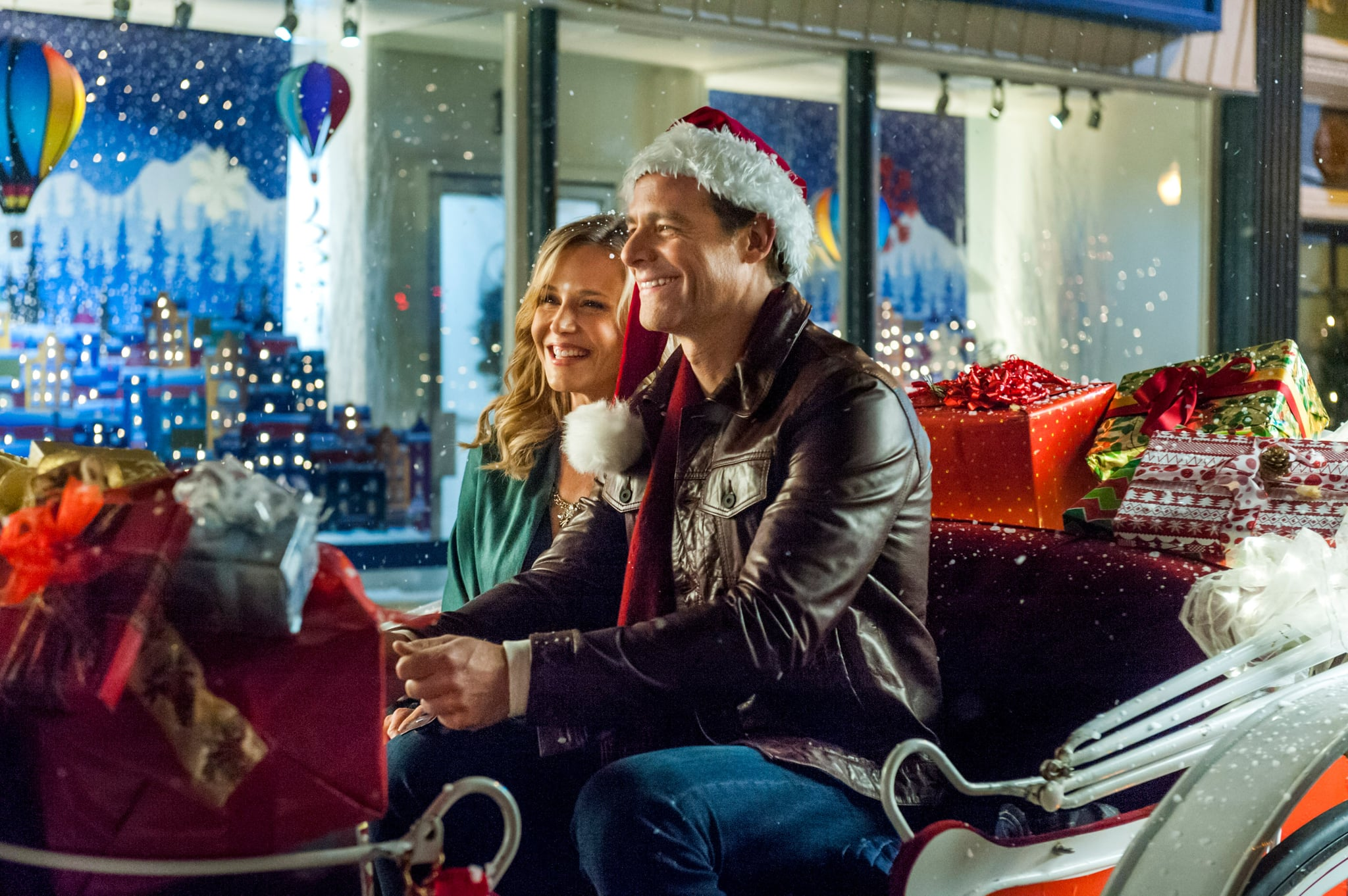 Hallmark Christmas In July 2019.New Hallmark Christmas In July Movies 2019 Popsugar