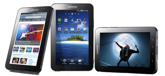 Samsung Galaxy Tab Pricing Details