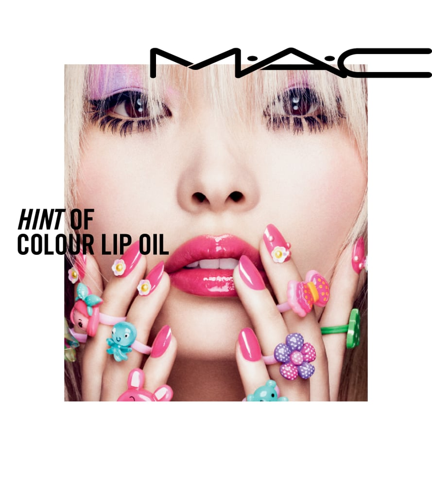 MAC Cosmetics Just Launched Color-Changing Lip Oils — but There's a Catch