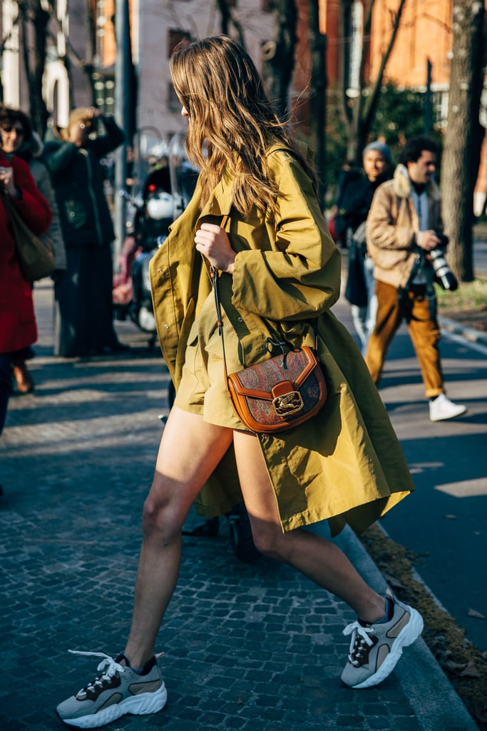 Spring 2019 Shoe Trends: Chunky Sneakers