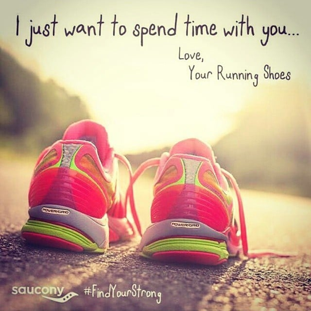 Quotes About Shoes And Friendship Simple Inspirational Quotes For Runners  Popsugar Fitness Photo 1