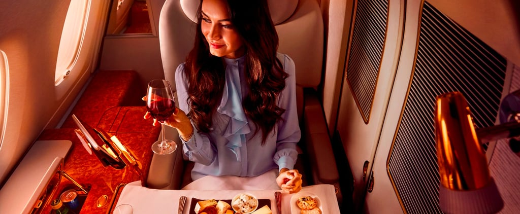 Emirates Airlines' Meal Stats Reveal Just How Much the UAE Loves Hummus and Dates
