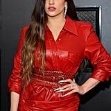 Rosalía at the 2020 Grammys