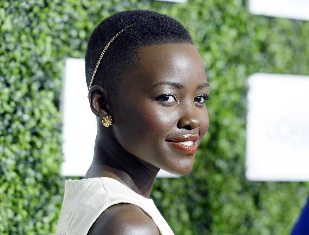 Lupita Nyong'o at the Essence Women in Hollywood Event 2014