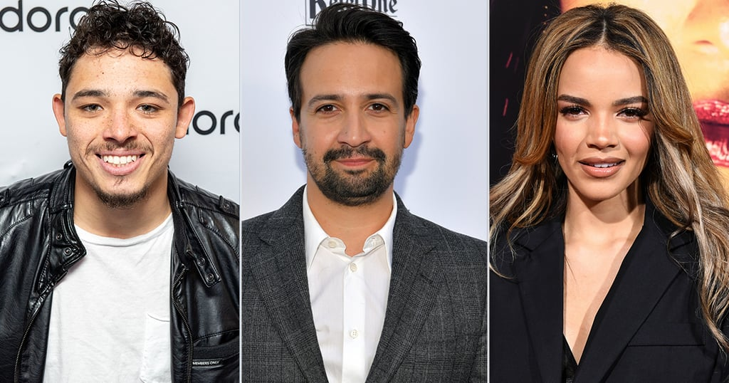 Meet the Star-Studded Cast of Lin-Manuel Miranda's In the Heights Movie