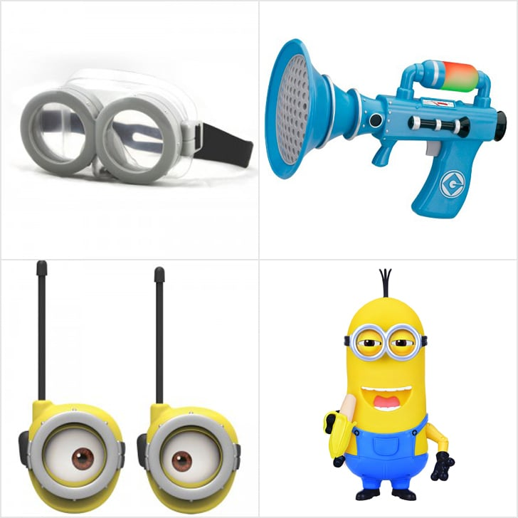New Minions Toys