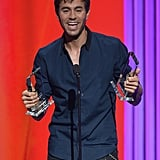 May 8 — Enrique Iglesias