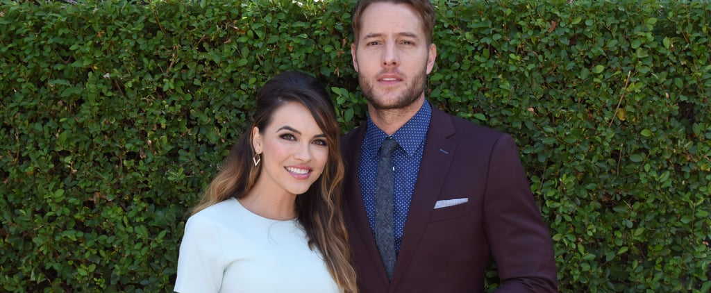 Justin Hartley Marries Chrishell Stause This is Us