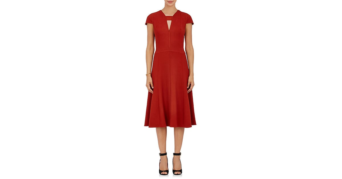 ea0dc035762 Narciso Rodriguez Cady Midi Dress