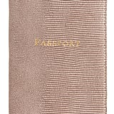 Barneys New York Passport Cover