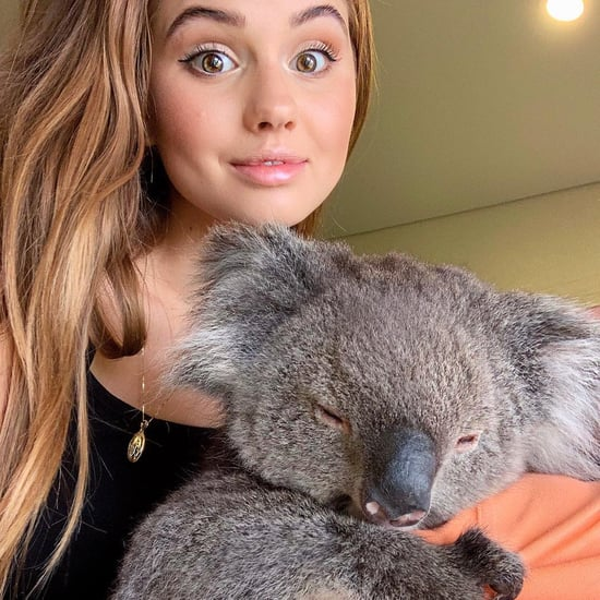 Debby Ryan's Best Pictures With Animals