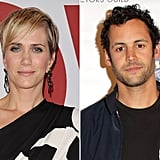 Kristen Wiig and Avi Rothman