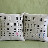 Karyotype Pillow