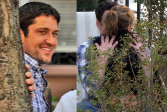 Jennifer Anniston und Gerard Butler gestehen ihre Liebe!