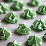 Mini Mint Meringues