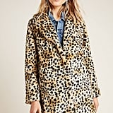 Lottie Cheetah Faux Fur Coat