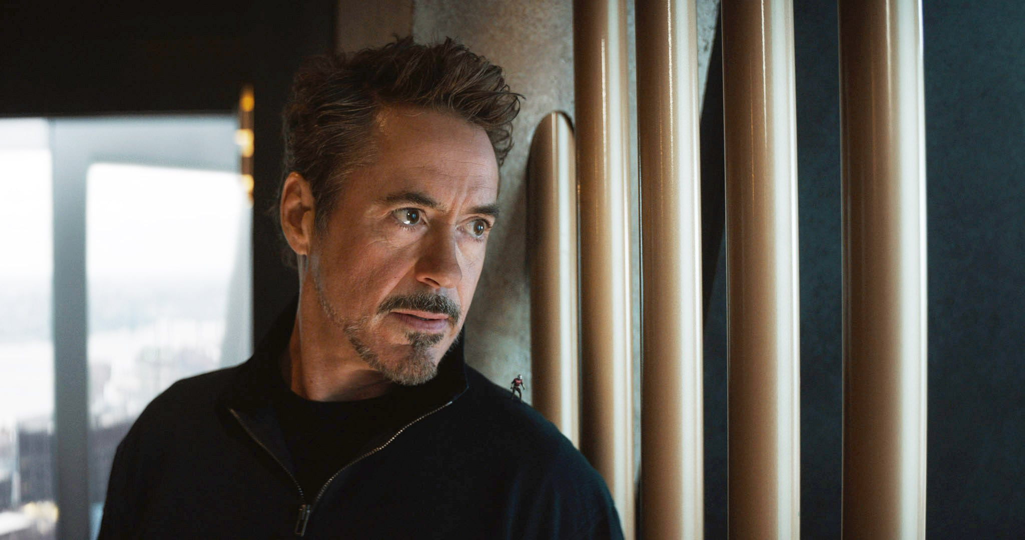AVENGERS: ENDGAME, (aka AVENGERS 4), Robert Downey Jr. as Tony Stark / Iron Man, 2019.  Walt Disney Studios Motion Pictures /  Marvel Studios / courtesy Everett Collection