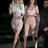 Kendall's Fall '16 Balmain Outfit