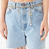 Urban Outfitters Charm Chain Belt