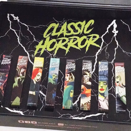 LA Splash Classic Horror Collection Swatches and Review