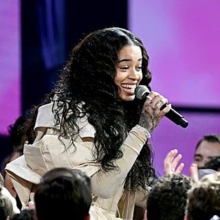 إيلا ماي في حفل جوائز الموسيقى الأمريكية 2018