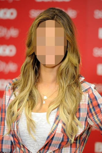 Guess Which Reality TV Star Sported a Fresh Hair Hue?