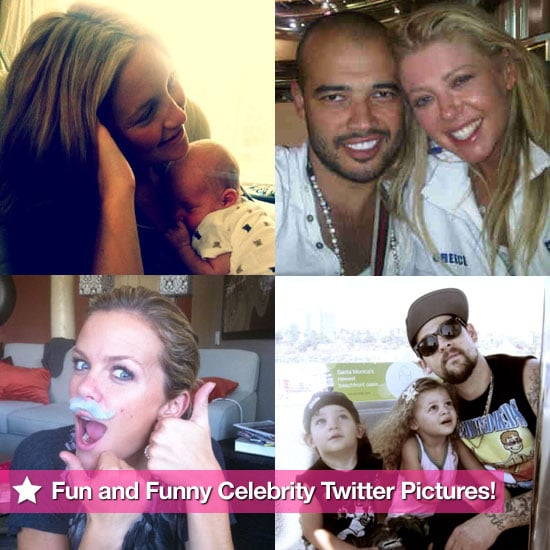 Kate Hudson, Newlywed Tara Reid, and More in This Week's Fun and Funny Celebrity Twitter Pictures!