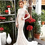 Giuliana Rancic Wearing Steven Khalil