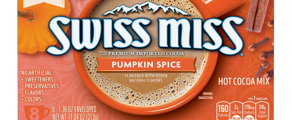 Shop Swiss Miss's New Pumpkin Spice Hot Chocolate