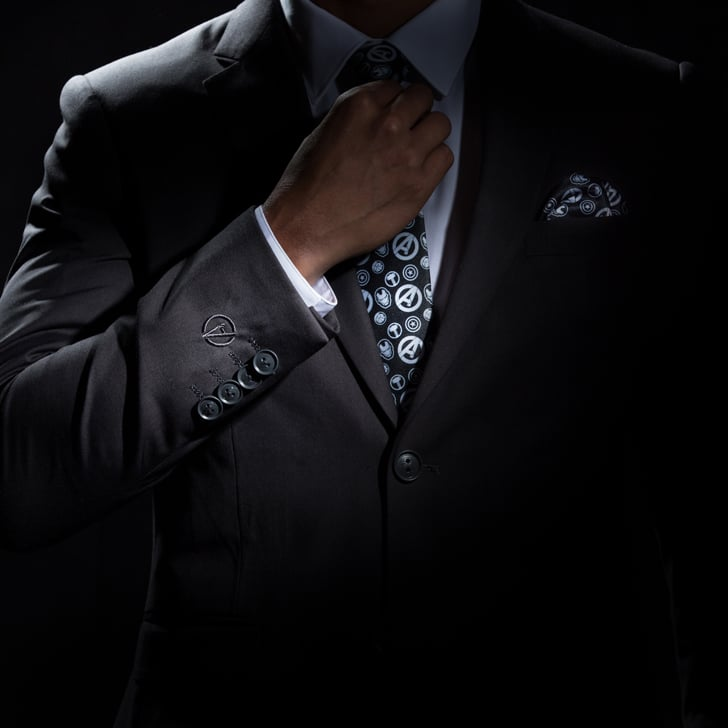 Marvel and DC Formal Wear Men's Fashion Line