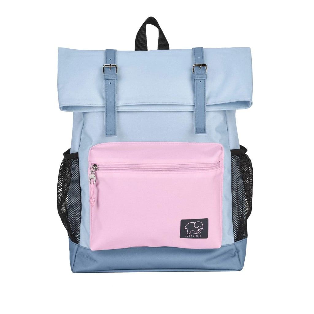 Ivory Ella Rollover Backpack | Best Target School Supplies