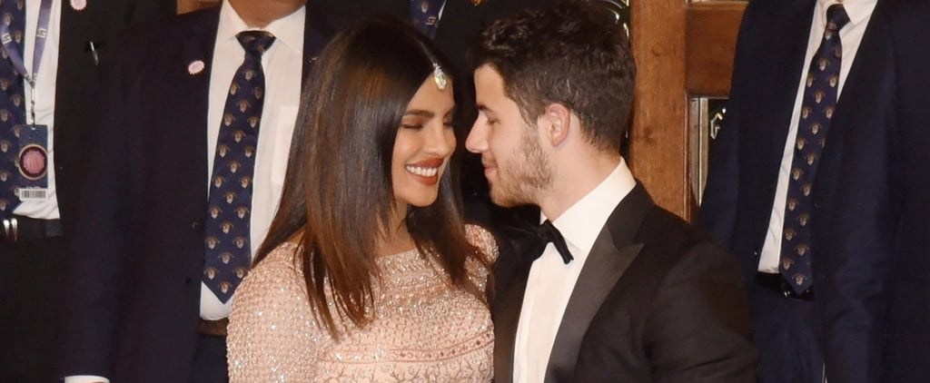 Priyanka Chopra's Outfit at Isha Ambani's Wedding