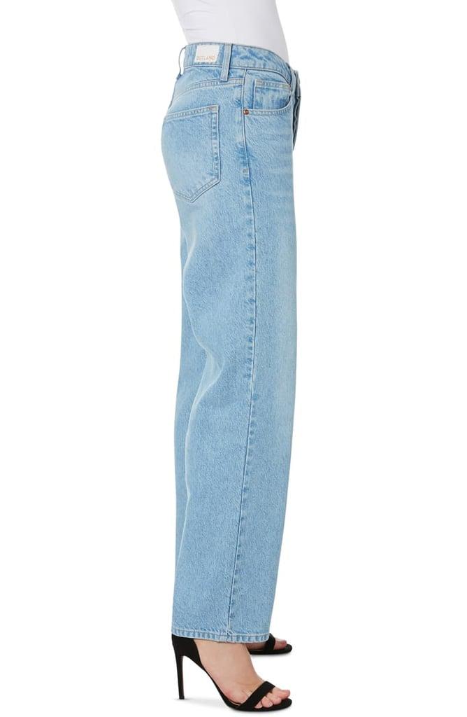 Outland Denim Amy Wide Leg Jeans