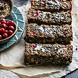 Cranberry Maple Lentil Loaf