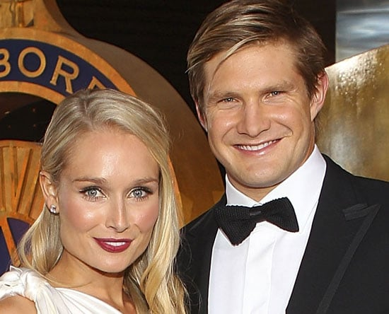 Check Out All the Photos of the WAGs From Last Night's Allan Border Medal!